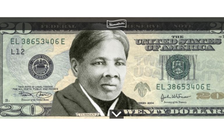Harriet Tubman Wins Contest To Appear On $20 Bill Hero Image