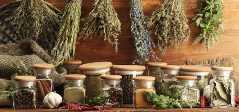 10 Herbal Essentials For The Healing Temple Kitchen Hero Image