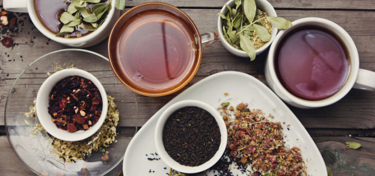 3 Herbal Teas To Get You Through Your Day Hero Image