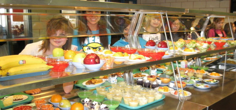 Every School Should Serve Lunch Like This Middle School In Nebraska Hero Image
