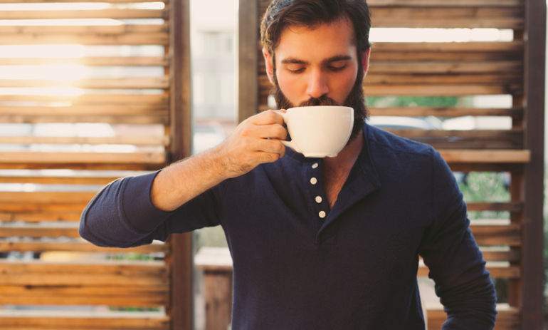 Hey, Men! Coffee Could Be Good For Your Sex Life Hero Image