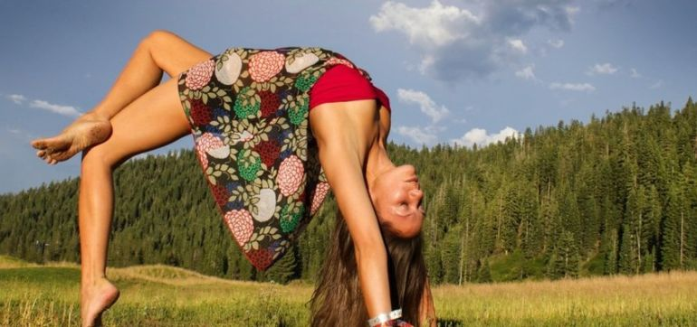 Yoga In Lake Tahoe (Gorgeous Photos From Wanderlust Festival) Hero Image