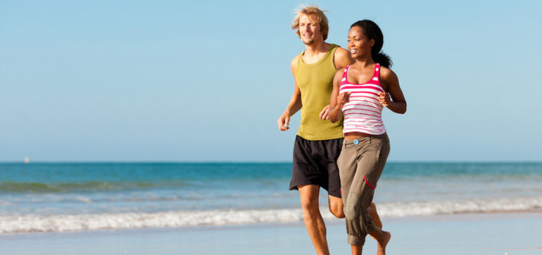 5 Awesome Reasons For Couples To Exercise Together Hero Image