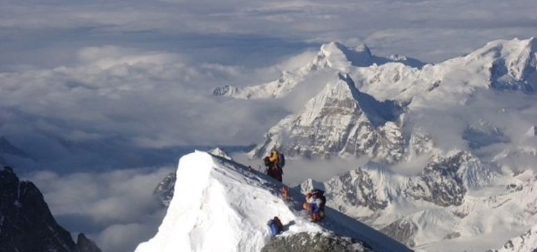 5 Things I Learned From Climbing Mt. Everest Hero Image
