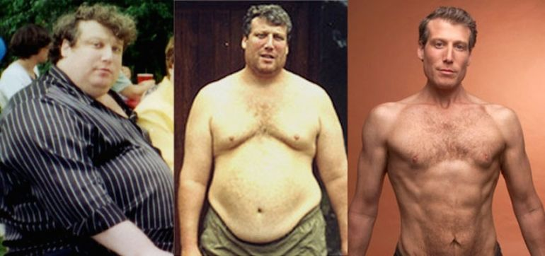 The 7 Things I Did To Lose 220 Pounds Without Dieting Hero Image