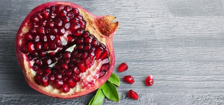 Why Pomegranates Are Great For Your Heart: A Cardiologist Explains Hero Image