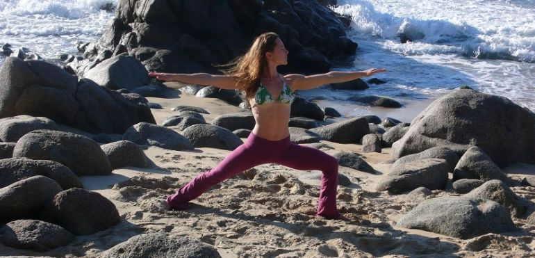 20-Minute Yoga Routine To Improve Balance And Feel Great (Video) Hero Image