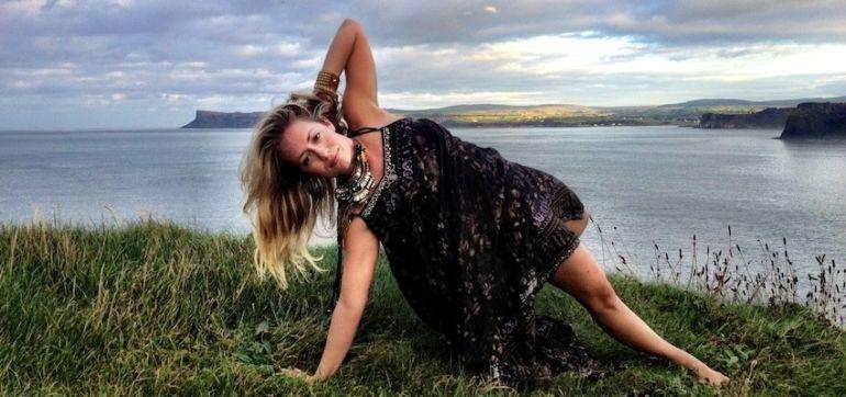 Yoga In Ireland With Kathryn Budig (Gorgeous Slideshow) Hero Image
