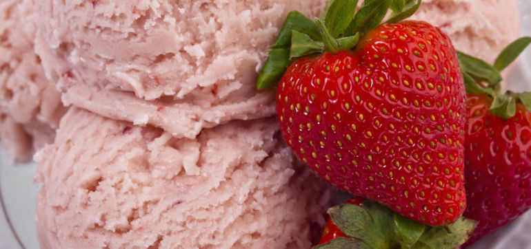 Kefir Ice Cream: Dessert For Your Gut! Hero Image