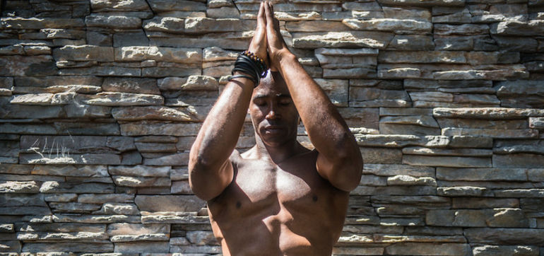 How An NFL Linebacker Became A Renowned Yoga Teacher Hero Image