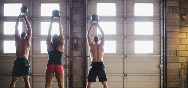 10 Kettlebell Moves For A Total-Body Workout (Video) Hero Image