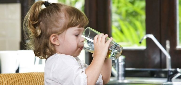 Study Says Gov't Standards For Drinking Water Aren't Safe For Children Hero Image