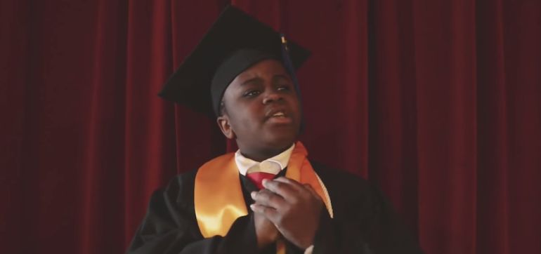 Class Of 2015: You Have To Hear This Inspirational Speech From Kid President Hero Image