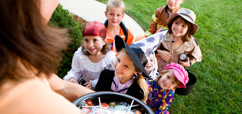 the real reason kids go crazy after eating halloween candy hero image - Halloween Candy Kids