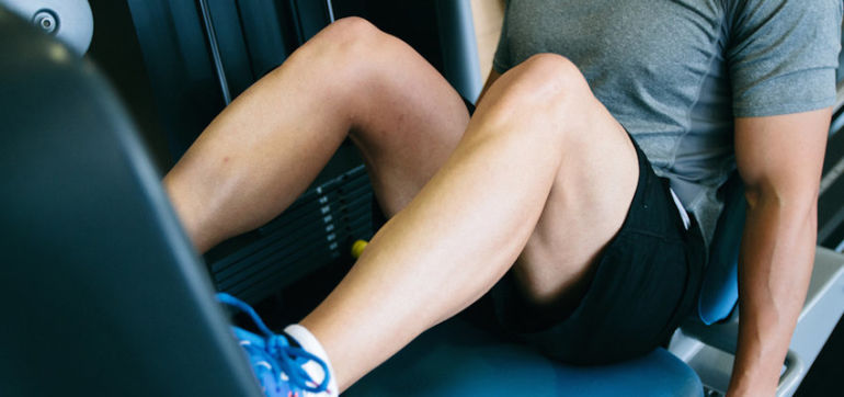 Why Your Knees Hurt During A Workout + What To Do About It Hero Image