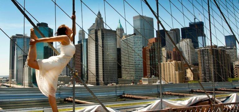 Yoga In Unlikely Places (Gorgeous Slideshow) Hero Image