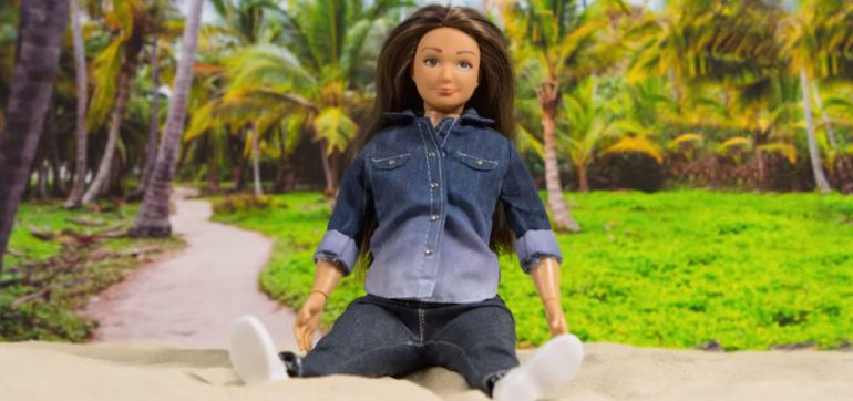 """Realistic Barbie"" Promotes Positive Body Image In Funny New Video Hero Image"