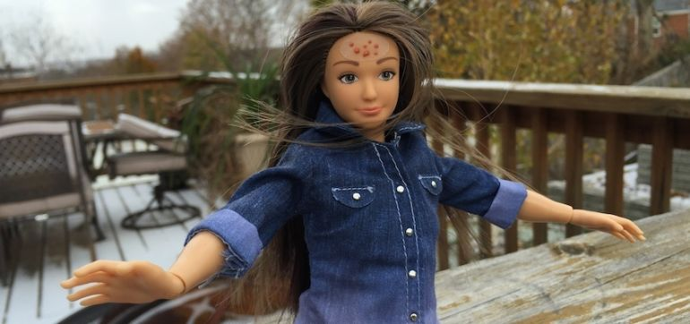 """Realistic Barbie Now Has Acne, Cellulite & Other """"Imperfect"""" Stickers Hero Image"""