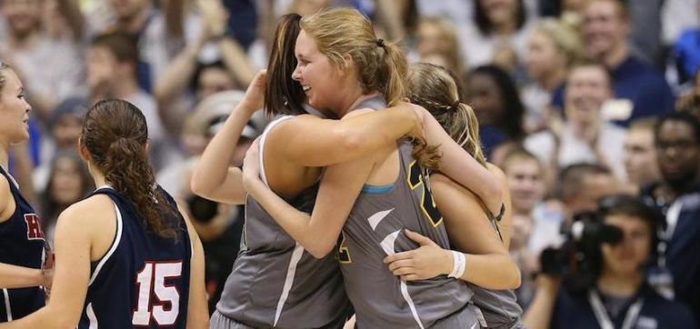 College Basketball Player Lauren Hill Passes Away After Inspiring Us All Hero Image