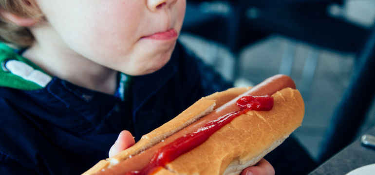 Eating Fast Food May Lower Kids' Test Scores Hero Image