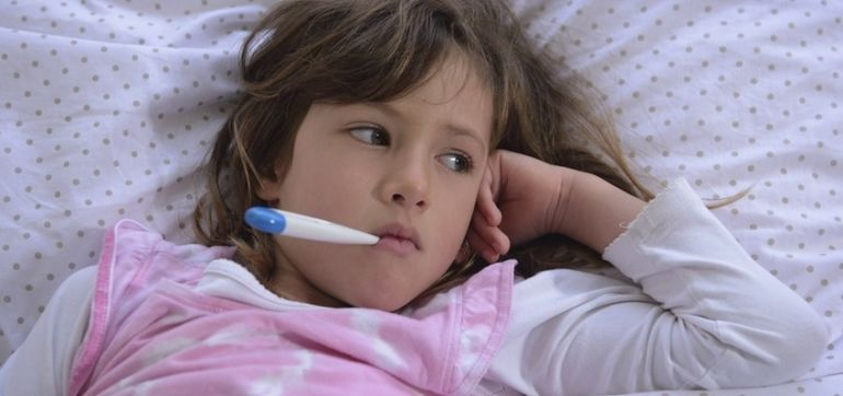 4 Reasons To Think Twice Before Taking Medicine For A Fever Hero Image