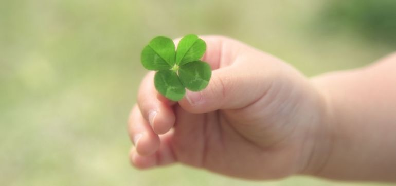 Happy St. Patrick's Day! 17 Quotes For Good Luck Hero Image
