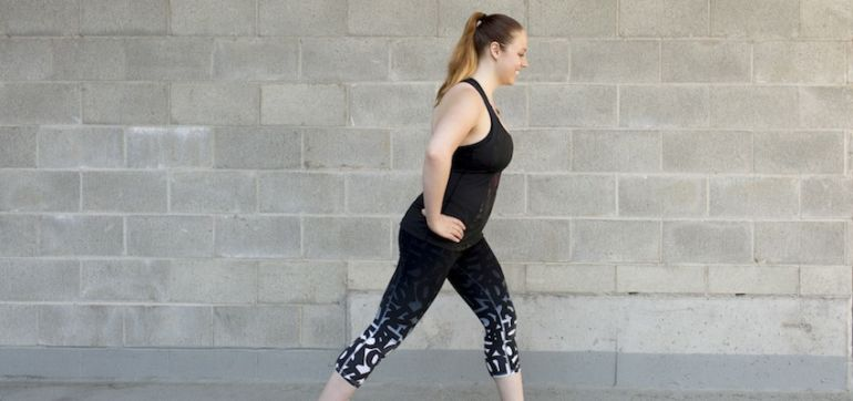 Here's How To Do Lunges The Right Way Hero Image