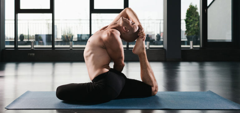 8 Ways Yoga Makes You Better At Life Hero Image