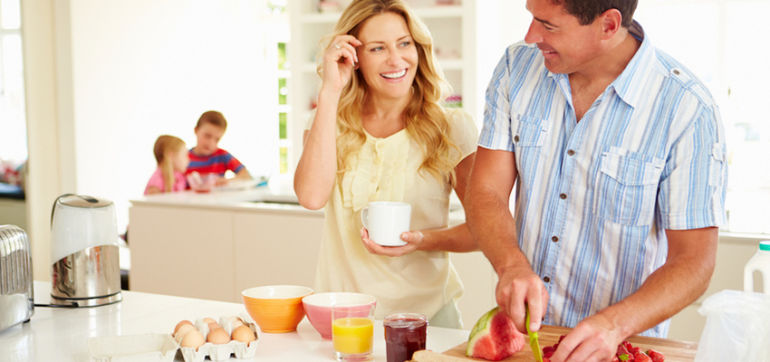 Simple Rules For Eating Breakfast (Or Not!) Hero Image