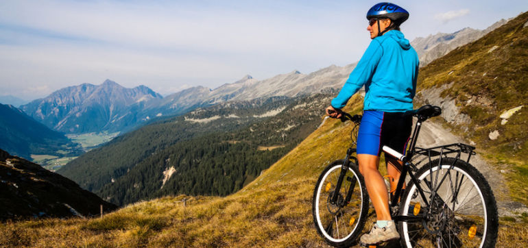 14 Life Lessons I Learned From Biking Hero Image