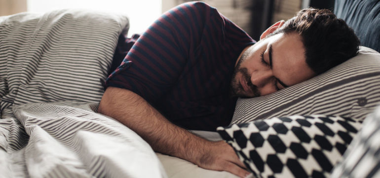 Why You Should Take An Afternoon Nap Hero Image