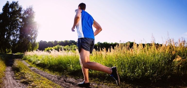 How To Start A Running Habit When You're Totally Out Of Shape Hero Image