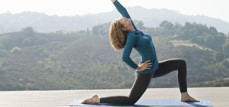 8 Ways Yoga Helps Mature Adults Age More Gracefully Hero Image