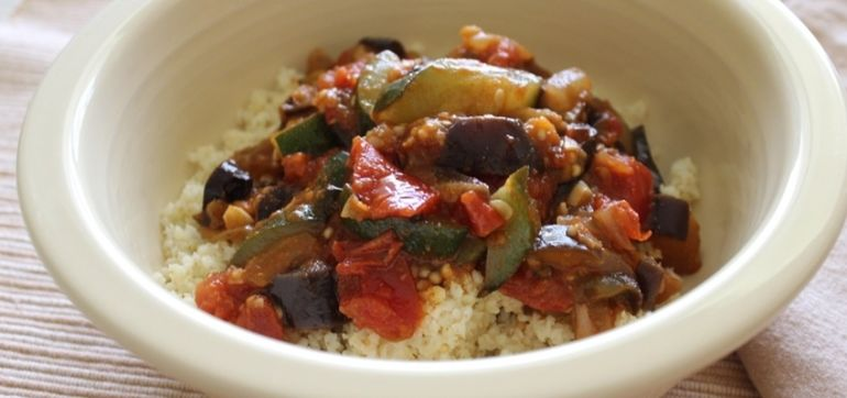 Easy Weeknight Meal: Mediterranean Millet Hero Image