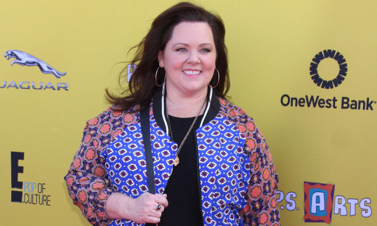 Melissa McCarthy Stands Up For Plus-Size Women Everywhere Hero Image