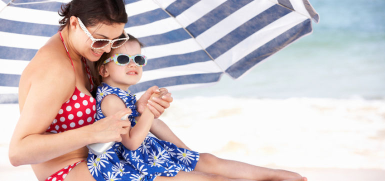 How To Pick The Safest Sunscreen & Prevent Skin Cancer Hero Image