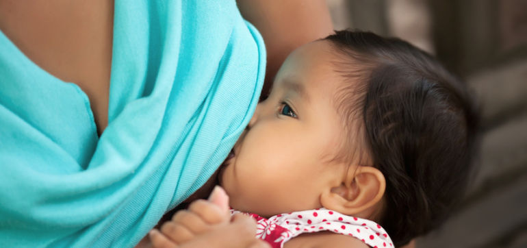 Why It's So Important To Avoid Toxins While Breast-Feeding Hero Image