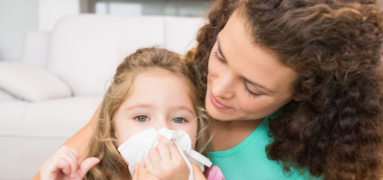 6 Ways To Boost Your Child's Immune System Hero Image