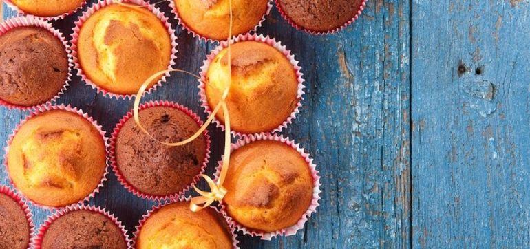 Gluten-Free Recipe: Post-Yoga Power Muffins Hero Image