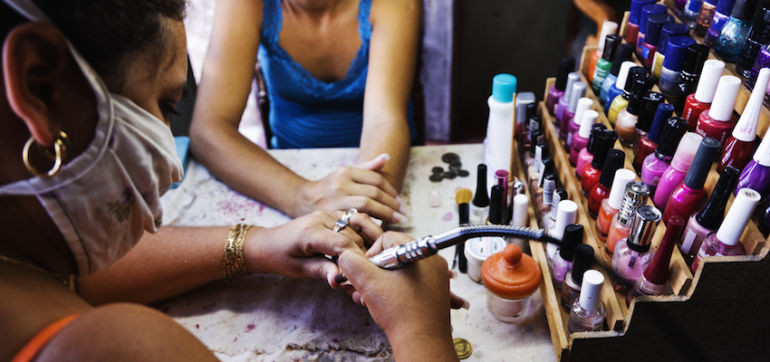 New York Governor Orders Protection For Exploited Nail Salon Workers Hero Image