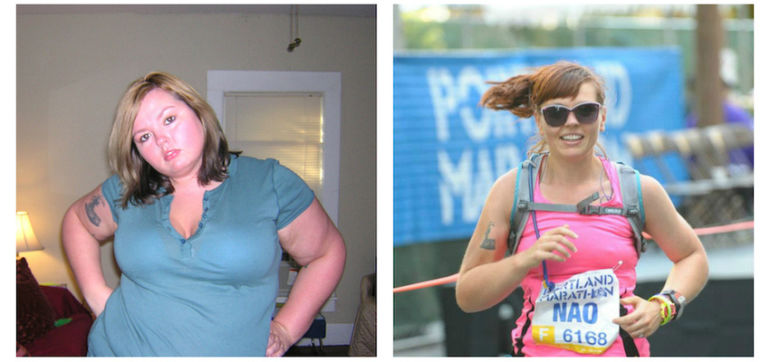 What I Did In The Gym To Lose 125 Pounds Hero Image