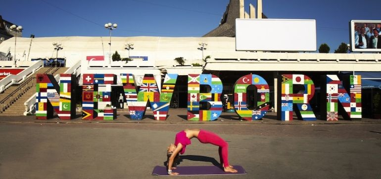 Yoga In Kosovo (Gorgeous Slideshow) Hero Image