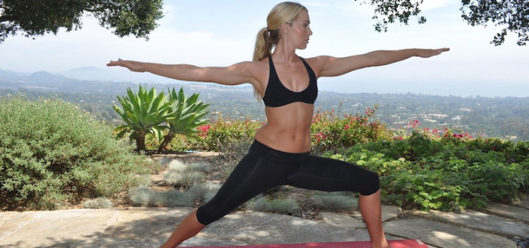 5 Basic Yoga Poses To Make You Feel Fantastic In 15 Minutes Hero Image