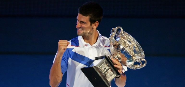 Beyond Gluten Free: What Novak Djokovic Eats To Be #1 In The World Hero Image