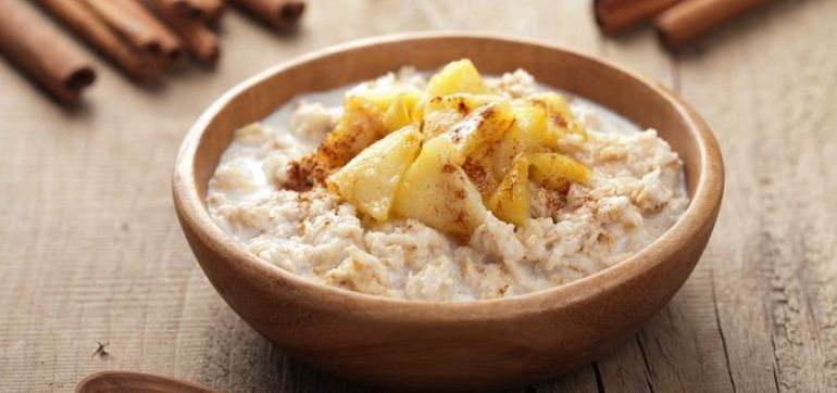 Gluten-Free Recipe: Quick & Easy Supercharged Oatmeal Hero Image