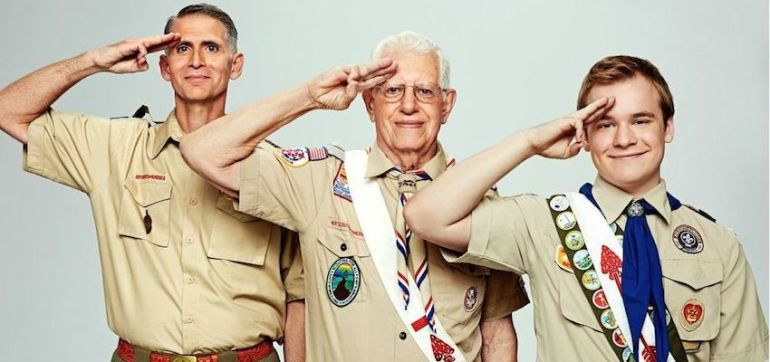 New York Boy Scouts Make History By Hiring Gay Man Hero Image
