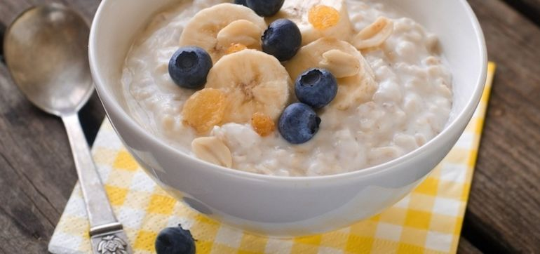 Peanut Butter Oatmeal: The Ultimate Post-Workout Meal Hero Image