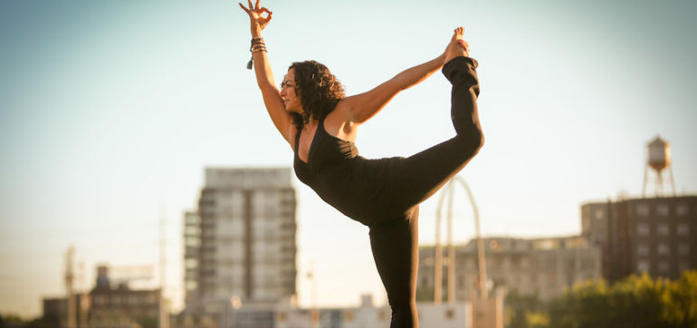 Why Dancer's Pose Will Rock Your World Hero Image