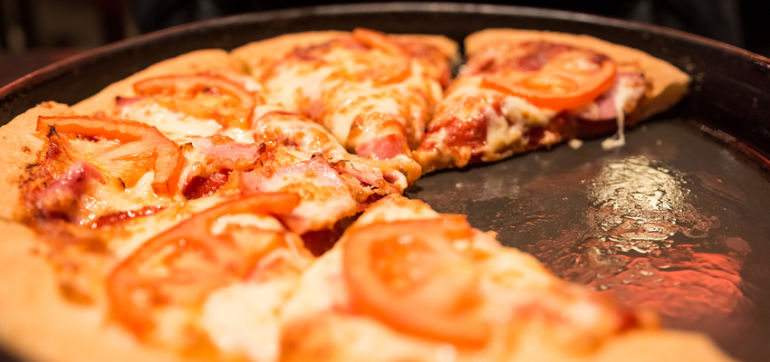 Pizza Hut Adds Gluten-Free Pizza To Its Menu Hero Image