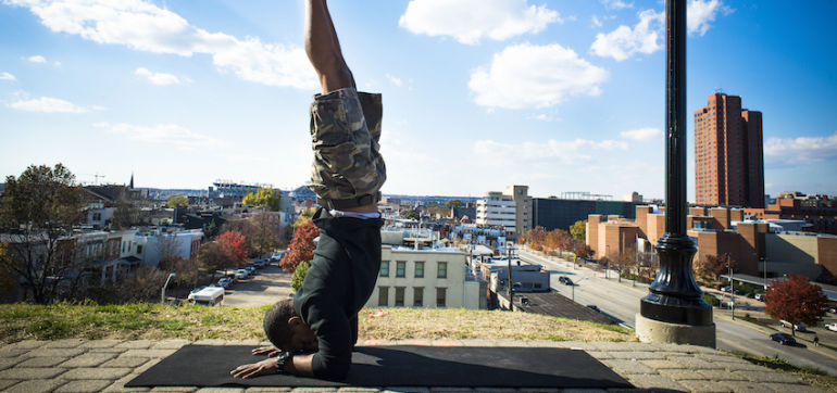 5 Basic Inversions To Ease Stress & Anxiety Hero Image